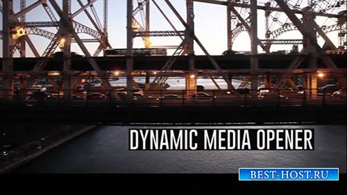Dynamic Media Opener 2 - After Effects Template (Motion Array)