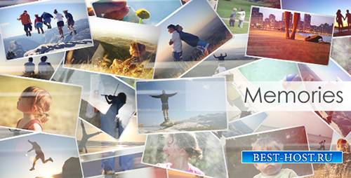 Memories 129889 - Project for After Effects (Videohive)