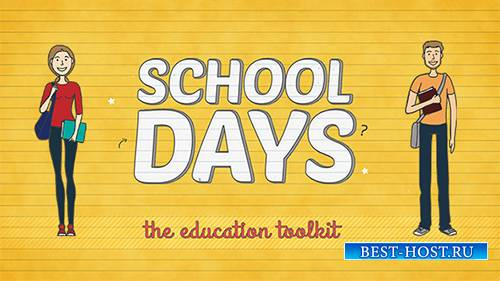 School Days Toolkit - Project for After Effects (Videohive)
