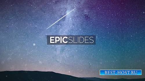 Epic Slides - After Effects Template (Motion Array)