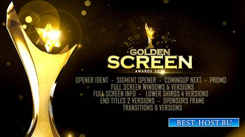 Golden Screen Awards - Project for After Effects (Videohive)