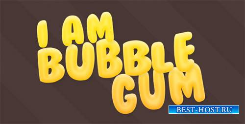 Bubble Gum - Project for After Effects (Videohive)