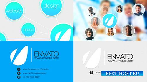 Intro Identity for Company Logo - Project for After Effects (Videohive)