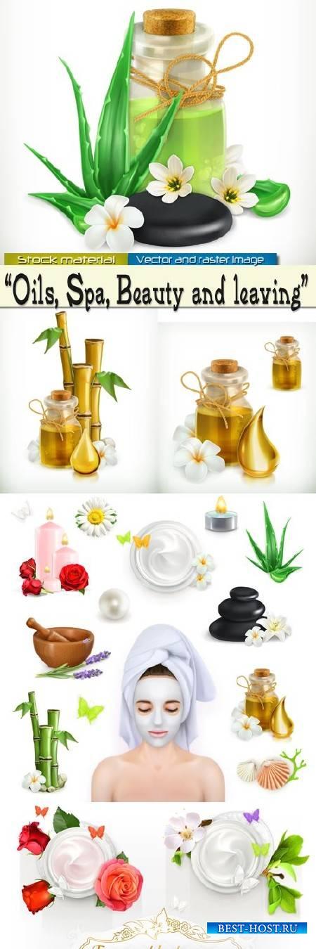 Ароматные масла, Спа процедуры, Красота и уход за телом в Векторе