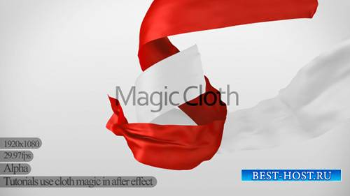 Magic Cloth - Motion Graphics (Videohive)