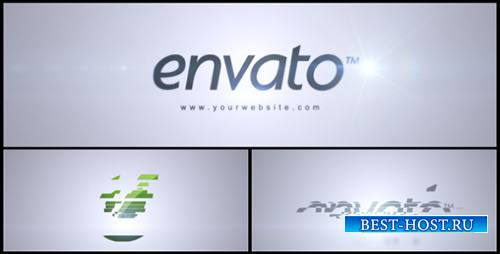 Simple Logo Reveal - Project for After Effects (Videohive)