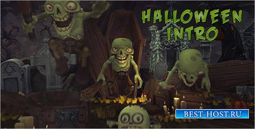 Halloween Intro - Project for After Effects (Videohive)