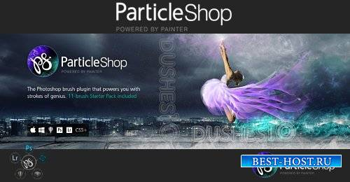 Corel ParticleShop v. 1.1.0.549 (Plugin for Photoshop & Lightroom...)