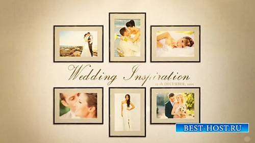 Wedding Inspiration - After Effects Template (Motion Array)