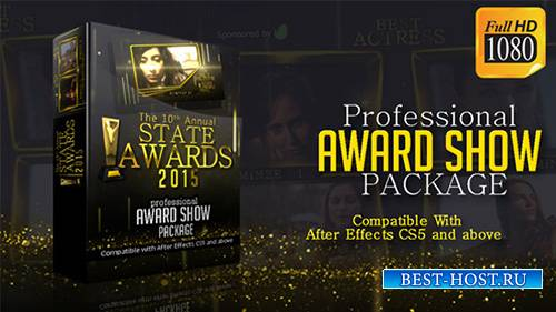 Awards Show Pack - Project for After Effects (Videohive)