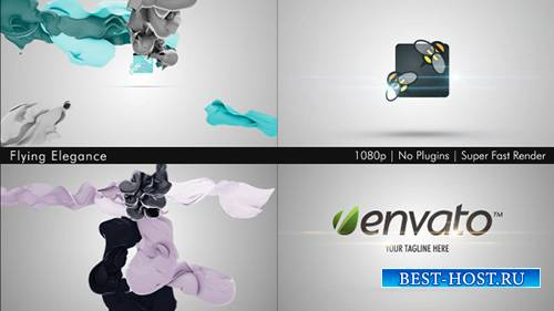 Flying Elegance Logo Reveal - Project for After Effects (Videohive)