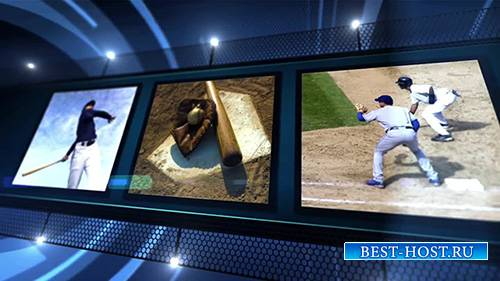 Sports Show - After Effects Template (Motion Array)