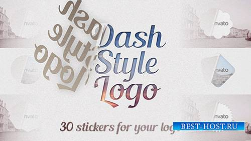 Dash Style Logo - Project for After Effects (Videohive)