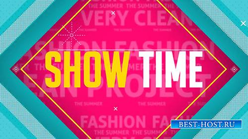 ShowTime 13331866 - Project for After Effects (Videohive)