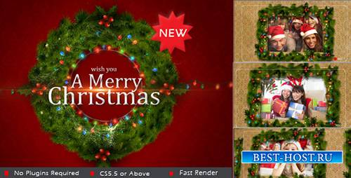 Christmas Album - Project for After Effects (Videohive)