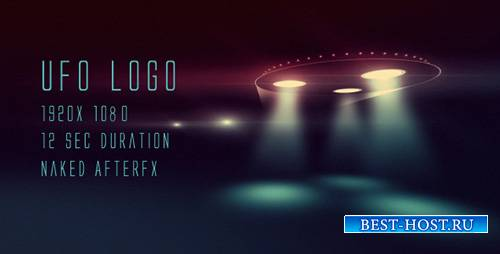 UFO logo - Project for After Effects (Videohive)