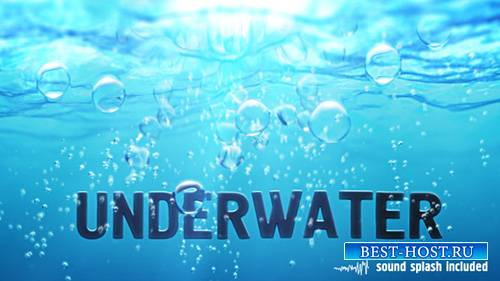 Underwater - Project for After Effects (Videohive)