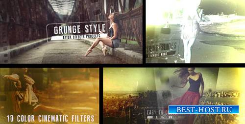 Grunge Film Style - Project for After Effects (Videohive)