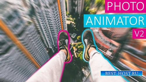 Photo Animator V2 - Project for After Effects (Videohive)