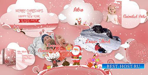 Christmas Vector Bundle - Project for After Effects (Videohive)