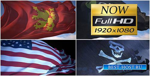 Flag Loop Maker - Project for After Effects (Videohive)