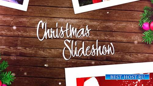 Christmas Slideshow 13523182 - Project for After Effects (Videohive)