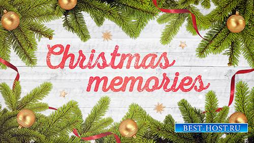 Christmas Memories 13582860- Project for After Effects (Videohive)
