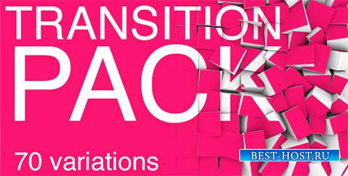 Transition Pack - 70 - Project for After Effects (Videohive)
