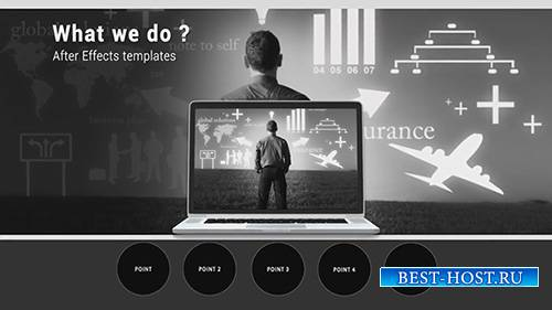 Business Presentation - After Effects Template (Motion Array)