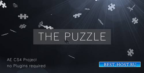 The Puzzle - Project for After Effects (Videohive)