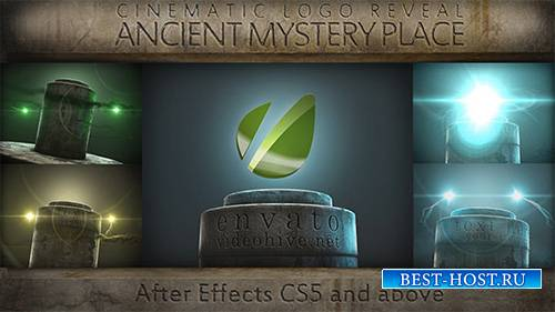 Ancient Mystery Place - Cinematic Logo Reveal - Project for After Effects ( ...