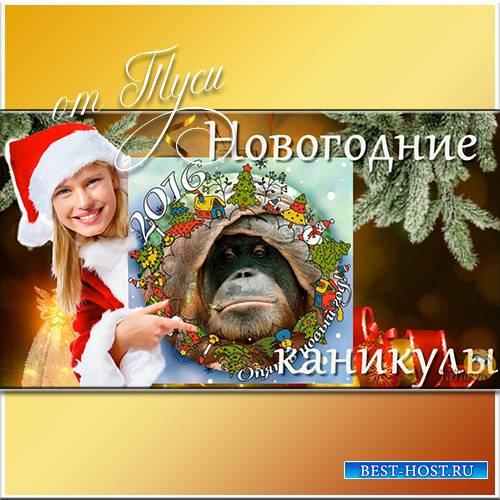 Новогодние каникулы - Проект ProShow Producer