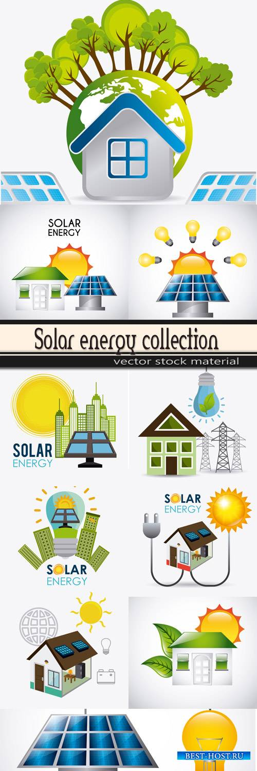 Solar energy collection