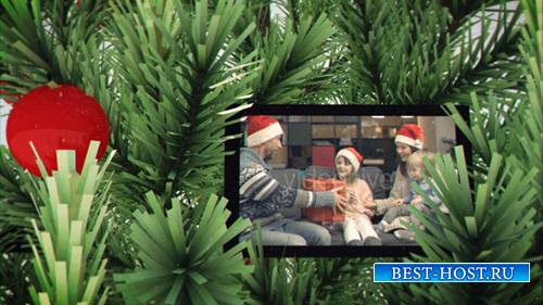 The Christmas Tree - Project for After Effects (Videohive)