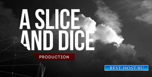 Cutting Edge Titles - Project for After Effects (Videohive)