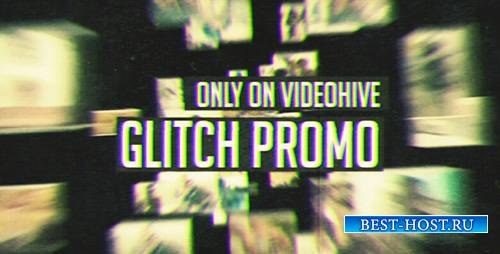 Glitch Promo 11049127 - Project for After Effects (Videohive)