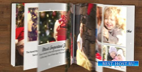 Magical Photo Album - Project for After Effects (Videohive)