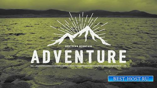 Adventure Rugged Graphics Pack - After Effects Template (RocketStock)