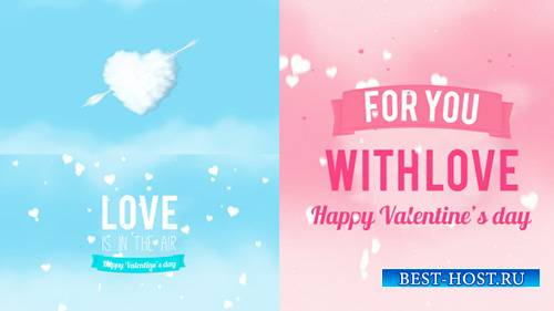 Valentines Day Card - Project for After Effects (Videohive)