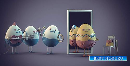 Happy Easter 7393038 - Project for After Effects (Videohive)