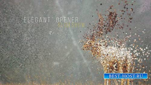 Elegant Opener - Slideshow 13456627 - Project for After Effects (Videohive)