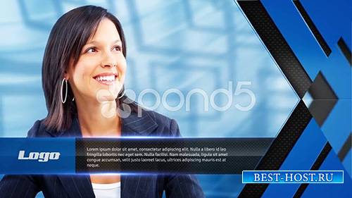 Presentation Room - After Effects Template (pond5)