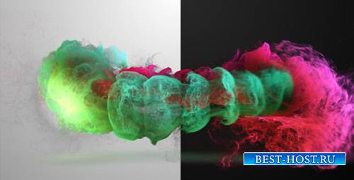 Colorized Inkflow Logo Reveal - Project for After Effects (Videohive)