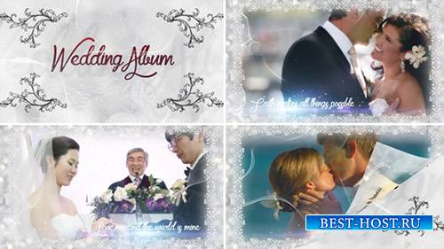 Wedding Slideshow 52629027 - After Effects Template (pond5)