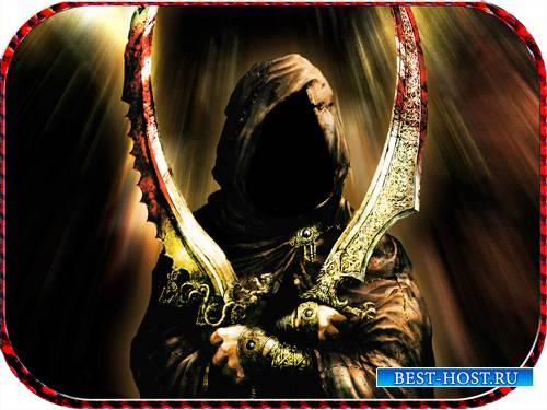 Шаблон для фотошопа - Prince Of Persia