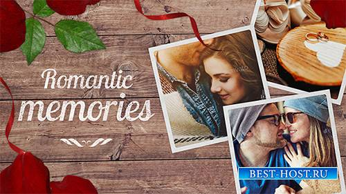 Romantic Memories 14465942 - Project for After Effects (Videohive)