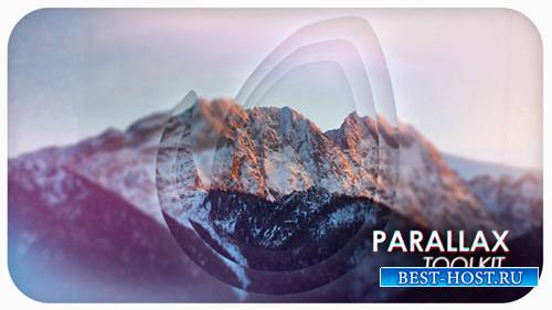 Custom Parallax Promo Toolkit - Project for After Effects (Videohive)