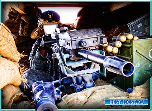 Psd - У пулемета