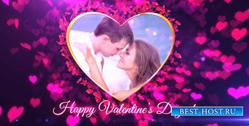 Valentine Slideshow - Project for After Effects (Videohive)