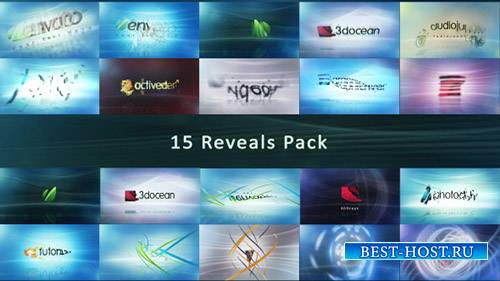 Corporate Logo Pack 5590102 - Project for After Effects (Videohive)